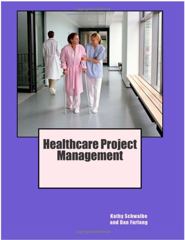 Healthcare Project Management book cover